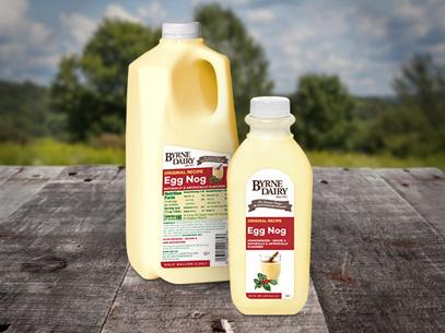 BD FreshDairy Egg Nog 2021 - Fresh Dairy