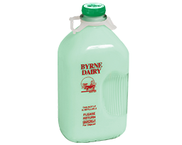BD Glass Mint 1 - Milk in Glass Bottles