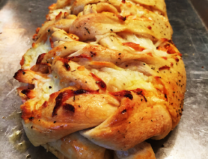 Chicken Wing Pizza Braid image 300x229 - Chicken Wing Pizza Braid