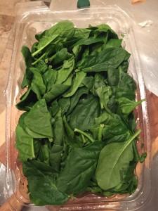 Ingredients 3 - In the Kitchen: Greek Yoghurt Spinach Dip
