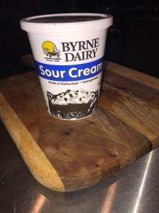 Ingredients 4 - In the Kitchen: Greek Yoghurt Spinach Dip