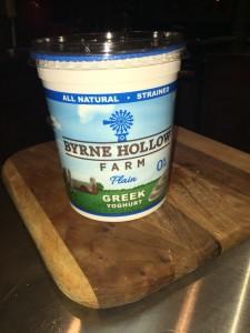 Ingredients 5 - In the Kitchen: Greek Yoghurt Spinach Dip