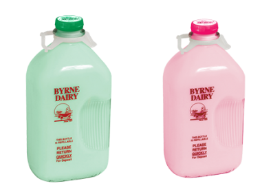 Milk in Glass Bottles Available Flavors from Byrne Dairy 4 - Milk in Glass Bottles