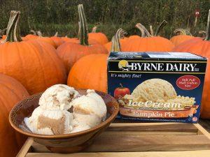 Pumpkin Pie Ice Cream from Byrne Dairy 300x225 - Pumpkin Pie Ice Cream from Byrne Dairy