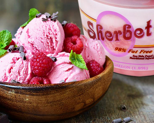Sherbet Ice Cream from byrne dairy - Ice Cream for Sale