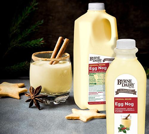 Types of Byrne Dairy Egg Nog - Egg Nog