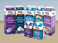 extended shelf life milk creamers from byrne dairy - extended shelf life milk creamers from byrne dairy