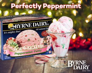 peppermint ice cream holiday treats from byrne dairy 300x239 - peppermint ice cream holiday treats from byrne dairy