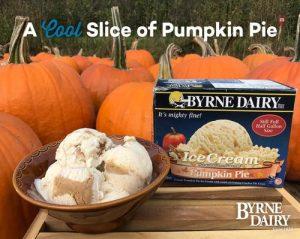 pumpkin pie ice cream holiday treats from byrne dairy 300x239 - pumpkin pie ice cream holiday treats from byrne dairy